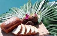 Bahamian Coconut Bread