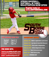 South Boise Little League
