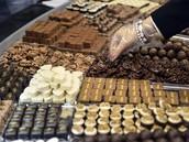 Des Chocolats Suisses