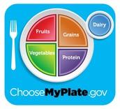 My Plate Optimal Servings