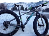 TEAM NEWS: Justine Lindine 6th overall at Fat Bike World Championships
