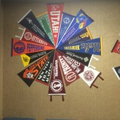 Guidance Department College Pennant Wheel