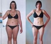 body fat loss
