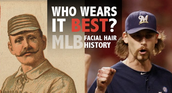 Who Had the Best Facial Hair in Baseball History?