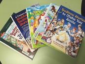 Story time books too!
