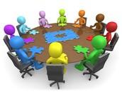 Teachers meeting