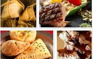 Differente comidas de Argentina