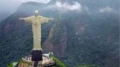 Brazilian Landscape in Rio De Janaro