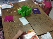 Multiplication with Manipulatives