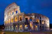 Go see the Colosseum!