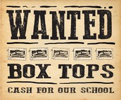 Box Tops Fall Submission Deadline - Oct 28