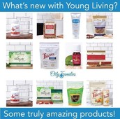 Amazing new products.