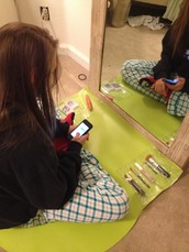 Lilly Pad makeup station is the solution that teenage girls and their parents have been looking for!