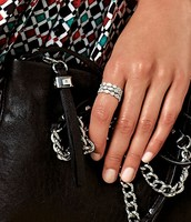 Stackable Deco Ring
