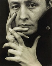 Perspective of Georgia O'Keeffe