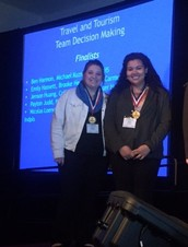 Outstanding results from State DECA Competition