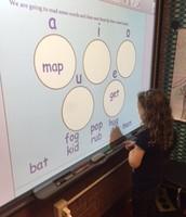 phonics and vowel practice