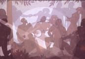 Idylls of the Deep South by Aaron Douglas