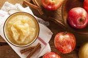 Sweetened Applsauce