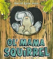 Book of the Week: Ol' Mama Squirrel