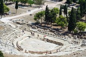 The Theater of Dionysia