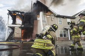 Fire devastates four homeless families in Uniontown, PA