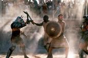 This Sunday, See Gladiator on Gladiator Combat!