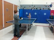 boys turn for ping pong