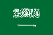 The Saudis Arabia flag.