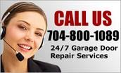 Charlotte Garage Door Services - Repair & Installation
