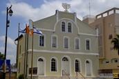 בית הכנסת כיום