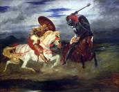 דו קרב בין אבירים