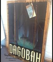 $49 - Dagobah Sign