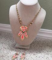 Hibiscus Pendant $39
