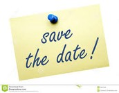Save the Date: Deparment Meeting