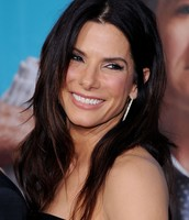 Big movie star- Sandra Bullock