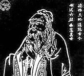 The image of Confucius is often changed