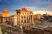 About Roman Architachure