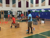Obstacle Courses at Camp Invention
