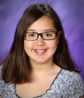 Rosie Wilson, 7th grade