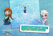 Code with Anna and Elsa
