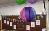 Leon Taylor Junior High Library
