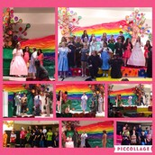 """5th Grade Show:"""" Wizard of Oz"""" is a Hit!"""