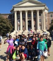 4th & 5th Grade College Visit to Southern Methodist University (SMU)