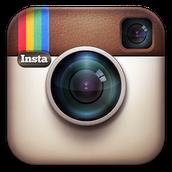 "Library ""Instagram"" Bulletin Board"