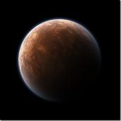 The moon Tamar