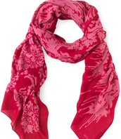 Bryant Park Scarf - Pink