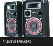 zulke goede speakers voor niks