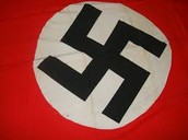 the flag of the NAZI's