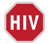 How can a person gets HIV?